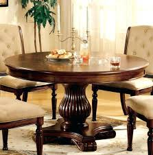 dining table with lazy susan built in round dining room table with built in lazy a