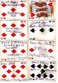 We make shopping quick and easy. Dual Purpose Deck Of Cards Camp 59 Survivors