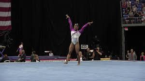 Simone Biles Floor Exercise 2016 PG Gymnastics Championships