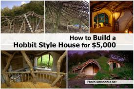 How To Build A Hobbit House How To Build A Hobbit Style House For 5000