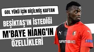 Beşiktaş'ın ilgilendiği M'Baye Niang'ı yakından tanıyalım | Gol yükü için  biçilmiş kaftan - YouTube