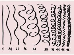 Curl Patterns Awesome Natural Hair Curl Pattern CAHEEZ