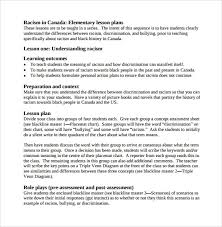 Elementry Lesson Plans Sample Elementary Lesson Plan 9 Documents In Pdf