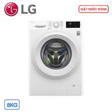 Máy Giặt LG Inverter 8kg (FC1408S5W) Lồng Ngang Chính Hãng, Giá Rẻ Nhất