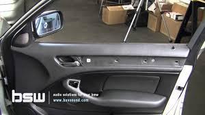 BMW Convertible bmw 320i 2001 specs : BAVSOUND - 1/3: BMW 3 Series (E46) Sed/Wag Speaker Upgrade Install ...