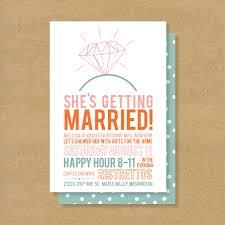 Photo Bridal Shower Invitation Printable Image