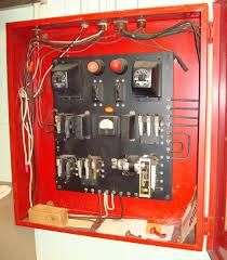 old school fire alarms fire alarm control panels fire sprinkler alarm bell at 120v Fire Alarm Bell Wiring Diagram