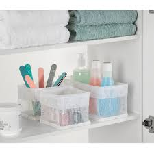 Bathroom Cabinet Organizer Astonishing Bathroom Cabinet Organizers 1 Large Plastic Storage