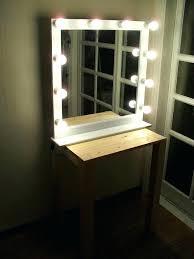 makeup vanity mirror ikea. lighted vanity mirrors ikea vanities large image for wall lights mirror with set makeup light bulbs . desk s