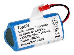 <b>Аккумулятор TopON Chuwi iLife</b> TOP-CH-11.1   www.gt-a.ru