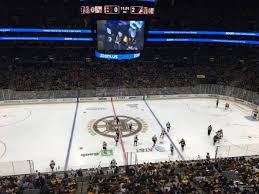 boston bruins seat view for td garden section 301