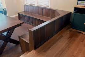 Built In Bench Wooden Benches Custom Wood Benches Custommadecom
