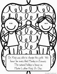 Martin Luther King, Jr. FREE coloring pages and worksheets ...