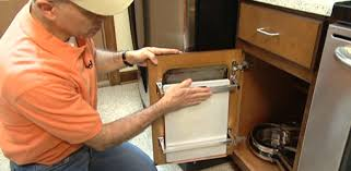 Cutting Kitchen Cabinets Gorgeous Kitchen Cabinet Door Rack Today's Homeowner