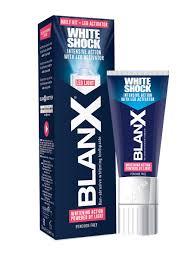 <b>Зубная паста</b> Blanx <b>White</b> Shock 50 мл с лампой-активатором ...