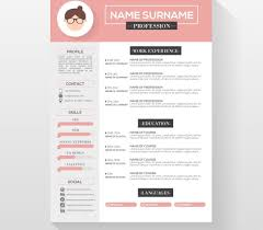 Word Resume Template Free Literarywondrous Amazing Resume Templates Cool Free Creative 10