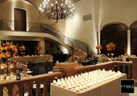 reception hall at the bell tower on 34th
