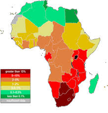 Hiv Aids In South Africa Wikipedia