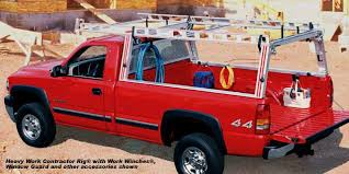 System One - Contractor Rig Truck Ladder Rack ST-200 | Heavy Hauler ...
