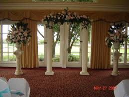 Columns For Decorations Pictures Of Wedding Columns Decorated Columns Grecian