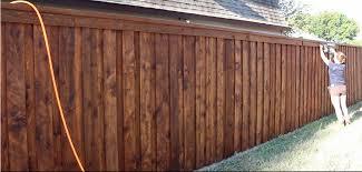 picketing a board on board cedar fence part 2 of 3