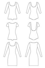 Bodysuit Pattern