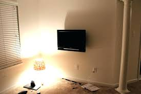 wall mount tv cover hide cables on wall inspirational hide cables wall mount in decoration ideas