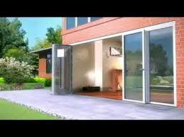 accordion patio doors. NanaWall Accordion Patio Doors \u0026 Custom Glass Animation O