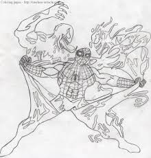 More 100 coloring pages from сoloring pages for boys category. Spiderman Vs Venom Coloring Pages Photo 5 Timeless Miracle Com