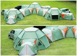 Modular Tent System Weve Found The Tent To End All Tents