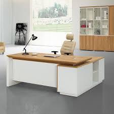 simple style melamine high end office furniture executive desk set high end office executive desk office furniture executive desk executive desk set