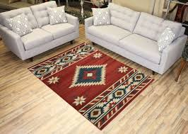 nevita collection southwestern native american design area rug rugs geometric