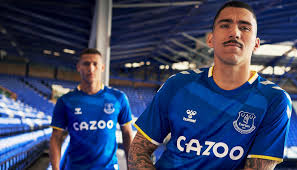 Rafael benitez has been speaking to the media for the first time since being named everton manager. Hummel Everton Unveil 21 22 Home Shirt Soccerbible