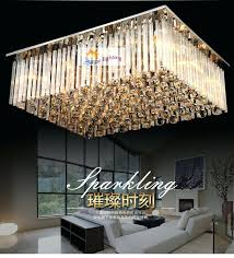 lighting a large room modern big luxury crystal ceiling lamps hotel villa hanging lighting living room lighting a large
