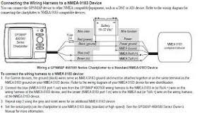 nmea wiring issue with garmin 541s and uniden um380 page 1 Smartcraft Nmea 0183 Wiring Diagram click image for larger version name garmin2 jpg views 1 size 27 0 NMEA 0183 Devices