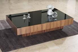 modern furniture coffee table. Modern Glass And Wood Coffee Table Contemporary Ideas Luxury Furniture G
