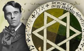 see william butler yeats s magical golden dawn tools and private yeats and his golden dawn earth pentacle irish poet william butler
