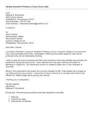 Unique Sample Cover Letter For Adjunct Faculty Position    About