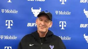 2020 Rocket Mortgage MAC Football Championship Game Press Conference: UB  Head Coach Lance Leipold - YouTube
