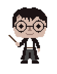 Free Harry Potter Pixel Art Coloring Pages Wholesale Halloween New