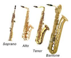Saxophone Size Chart Popular Saxophone Songs Kafi Website