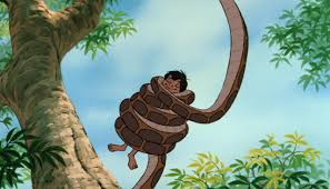 Se va mi cordada toma tu morral, deja de pensar, mi si7 mi re7 sol se va mi cordada, se va, se va, se va, se va (bis) ven conmigo junto al mar, marchar. A Delisssciousss Mancub An Analysis Of Kaa And Mowgli S Second Encounter