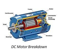 dc motor repair ac motor repair k s