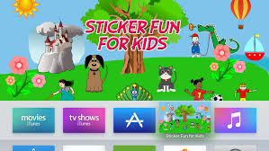 fun kids pictures.  Pictures Sticker Fun For Kids On Apple TV On Pictures E