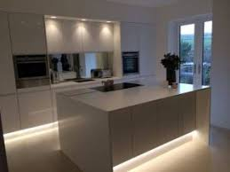 kitchen strip lighting. kitchen led strip lighting inside cupboards
