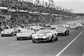 The ford v ferrari battle at the le mans 24 hours race of 1966 was a personal feud between henry ford ii and enzo ferrari that played out on endurance racing's grandest stage, the story dramatic enough to warrant a hollywood telling of the story that took ford to the top step at la sarthe. Every Car From The Ford V Ferrari 1966 Le Mans Race Insidehook