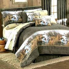 deer bedding set deer bedding sets comforter set cabin rustic bedroom with curtains to whitetail bed deer bedding set