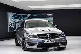 Mercedes-Benz C63 AMG Edition 507 Specs | Biser3a