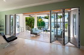 folding glass patio doors. Contemporary Glass Folding Patio Doors Inside Glass Nanawall