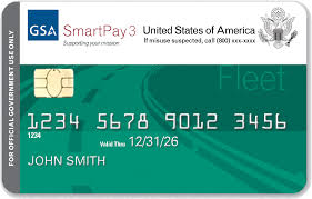 travel charge card process change